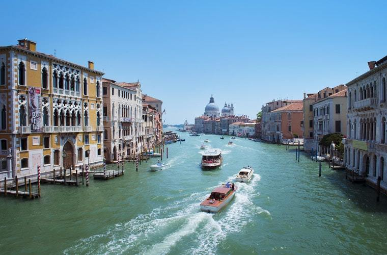 Grand Canal – The Romantic city at its best