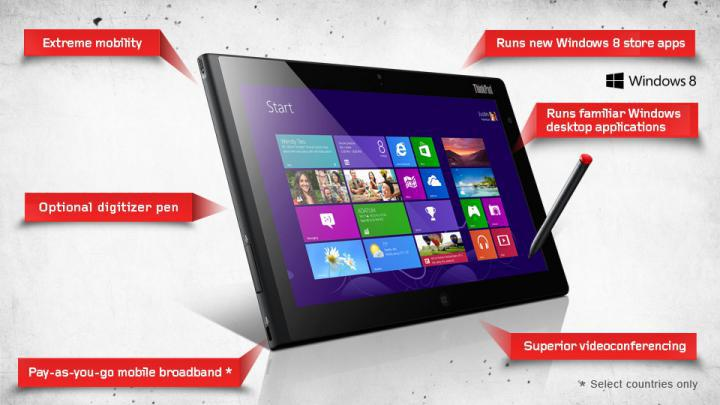 THINKPAD TABLET 2: COMING SOON